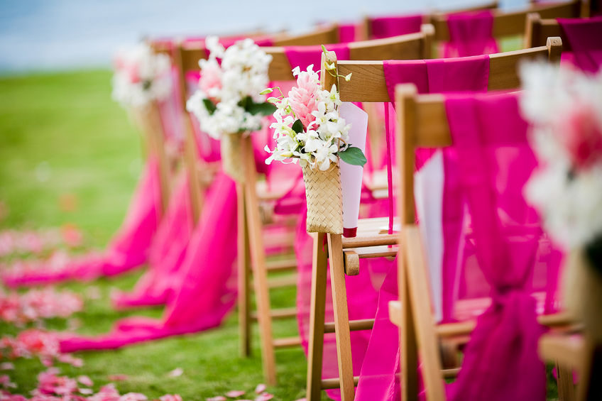 Nyári esküvői dekoráció: Bízza profikra