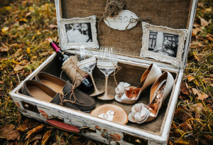 A vintage örök az esküvői dekoráció terén is!